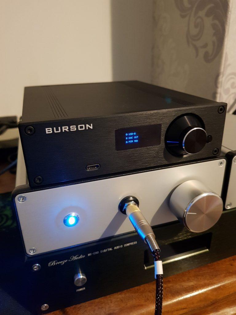 Burson Swing DAC Review