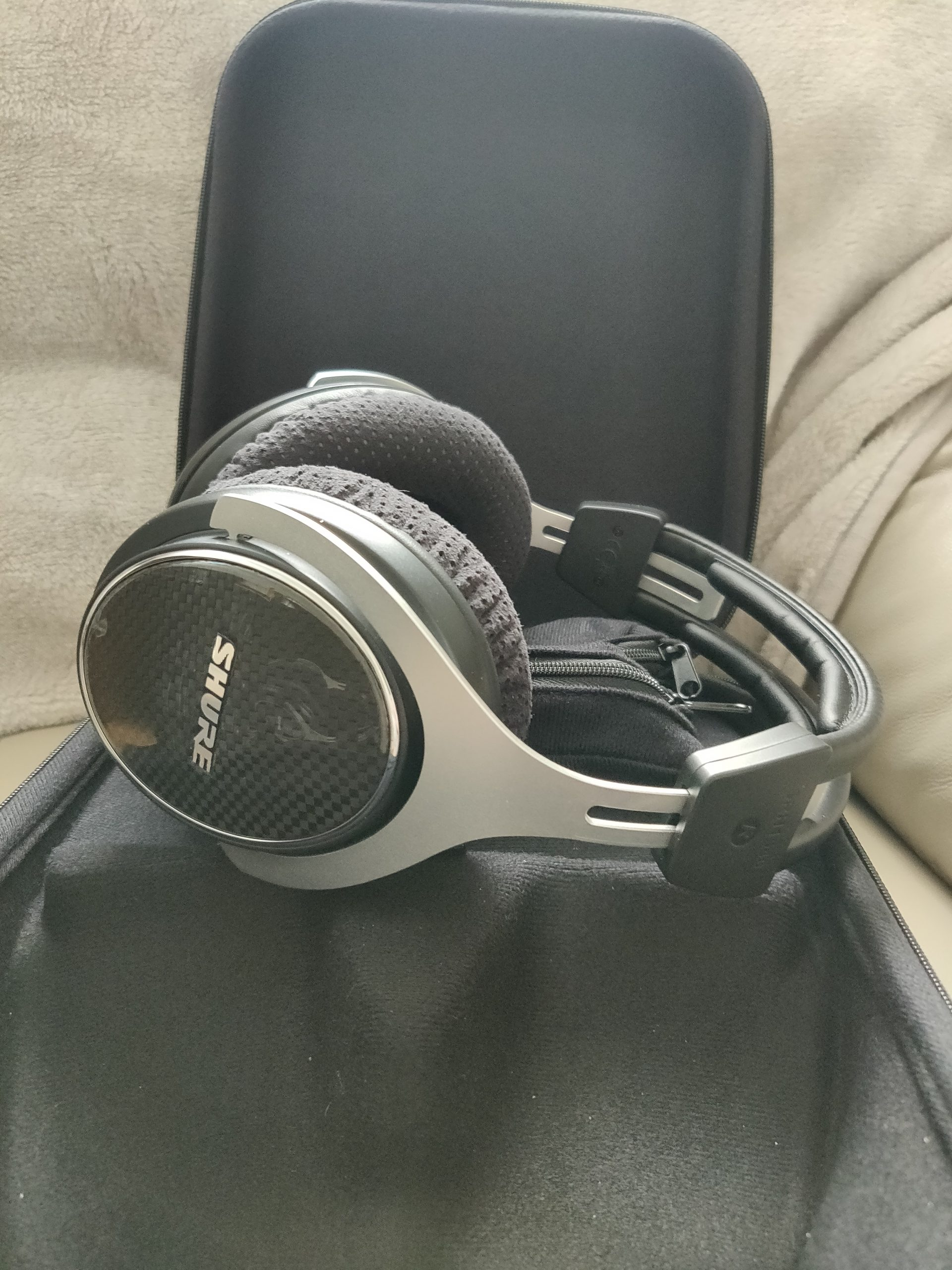 Shure SRH1540 Headphones Review